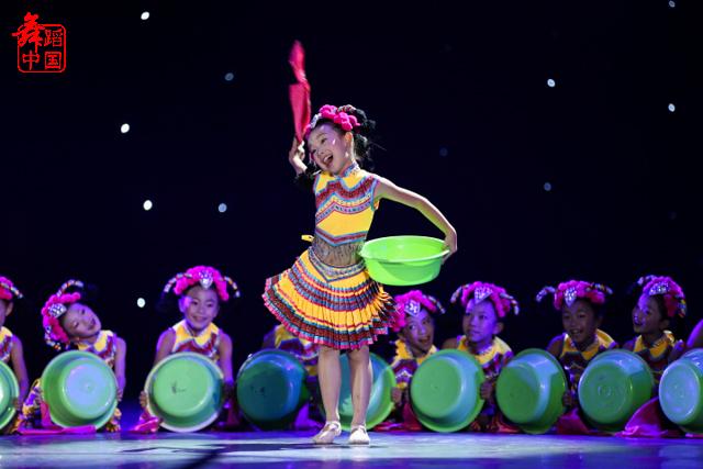 第七届cctv电视舞蹈大赛10月14日少儿组参赛作品